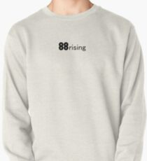 88rising with English Text Pullover