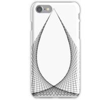 Triangle envelope iPhone Case/Skin