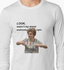 KATE MCKINNON SNL ALIEN SKETCH: WEDNESDAY NIGHT! T-Shirt