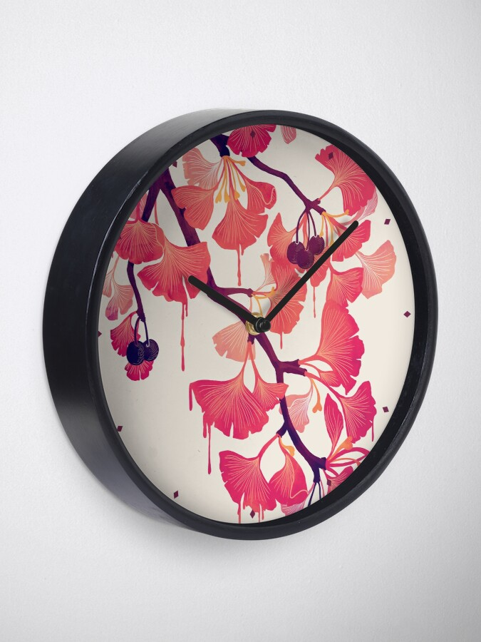 Vista alternativa de Reloj Oh ginkgo