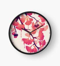 O Ginkgo Clock