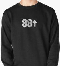 88rising logo with black lightning Pullover
