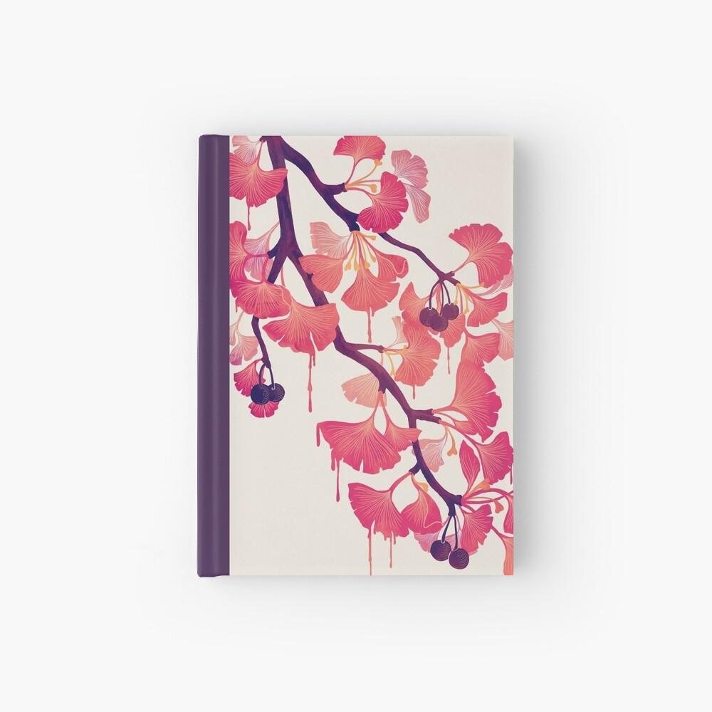O Ginkgo Hardcover Journal