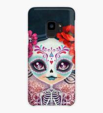 Amelia Calavera - Sugar Skull Case/Skin for Samsung Galaxy