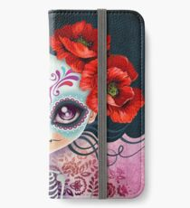 Amelia Calavera - Sugar Skull iPhone Wallet/Case/Skin