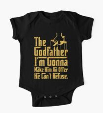 """I'm gonna make... """"The god father""""  One Piece - Short Sleeve"""