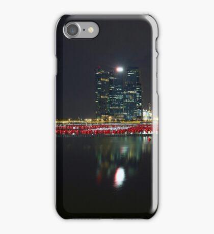 Singapore Marina iPhone Case/Skin