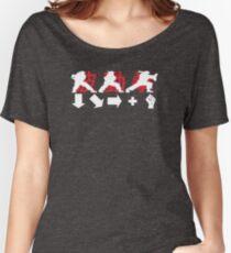 Hadouken Ryu Street Fighter PC359 Best Trending Women's Relaxed Fit T-Shirt