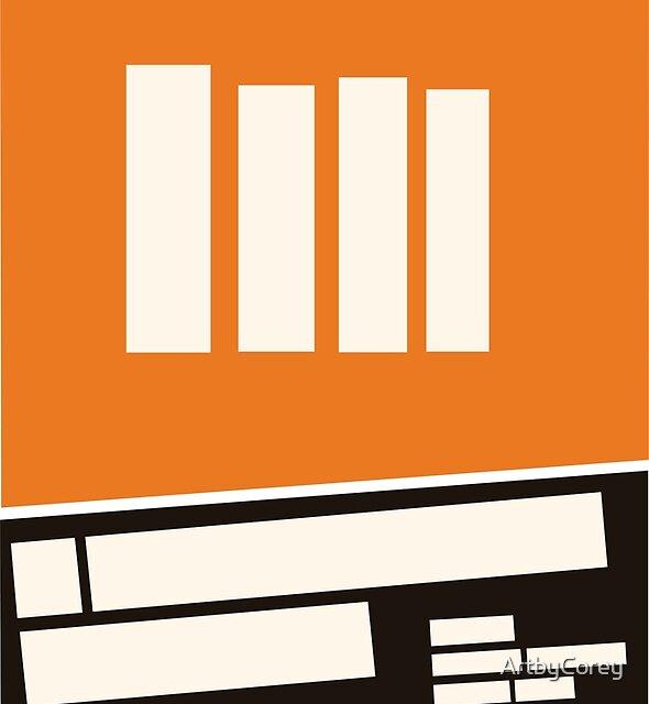 A Clockwork Orange Simple Series by ArtbyCorey