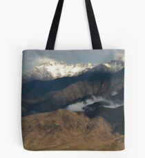 Out My Back Door...The Virgin Mountains Tote Bag