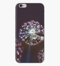 Floral Fireworks. Dark Floral iPhone Case