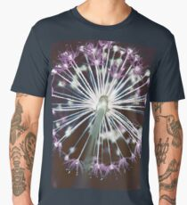 Floral Fireworks Men's Premium T-Shirt