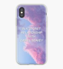 In a Secret Relationship with Daniel Seavey iPhone Case