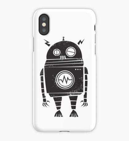 Big Robot 2.0 iPhone Case/Skin