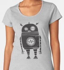 Big Robot 2.0 Women's Premium T-Shirt