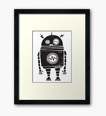 Big Robot 2.0 Framed Print