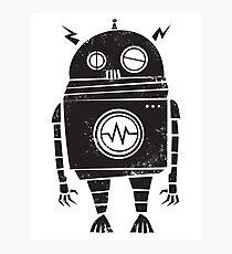 Big Robot 2.0 Photographic Print