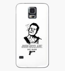 John McClane Case/Skin for Samsung Galaxy