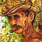 The man from Pinar Del Rio by amoxes