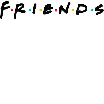 Friends by mqdesigns13