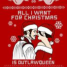 OutlawQueen Christmas by CapnMarshmallow