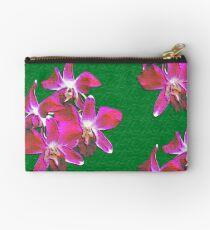 Artistic Orchid Studio Pouch