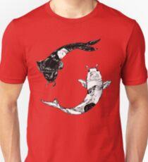 Yin Yang... Unisex T-Shirt
