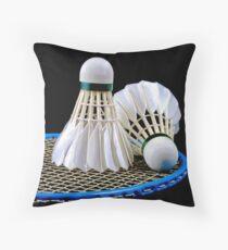 Badminton Dekokissen