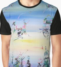 ARCHIPELAGOS OF TIME Graphic T-Shirt