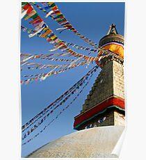 Stupa Poster