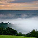 """""""A Walk in the Clouds"""" by Bradley Shawn  Rabon"""