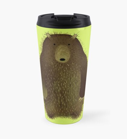 Barnsley the Big Bear. Mug de Voyage