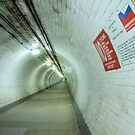 Greenwich Foot Tunnel by duroo
