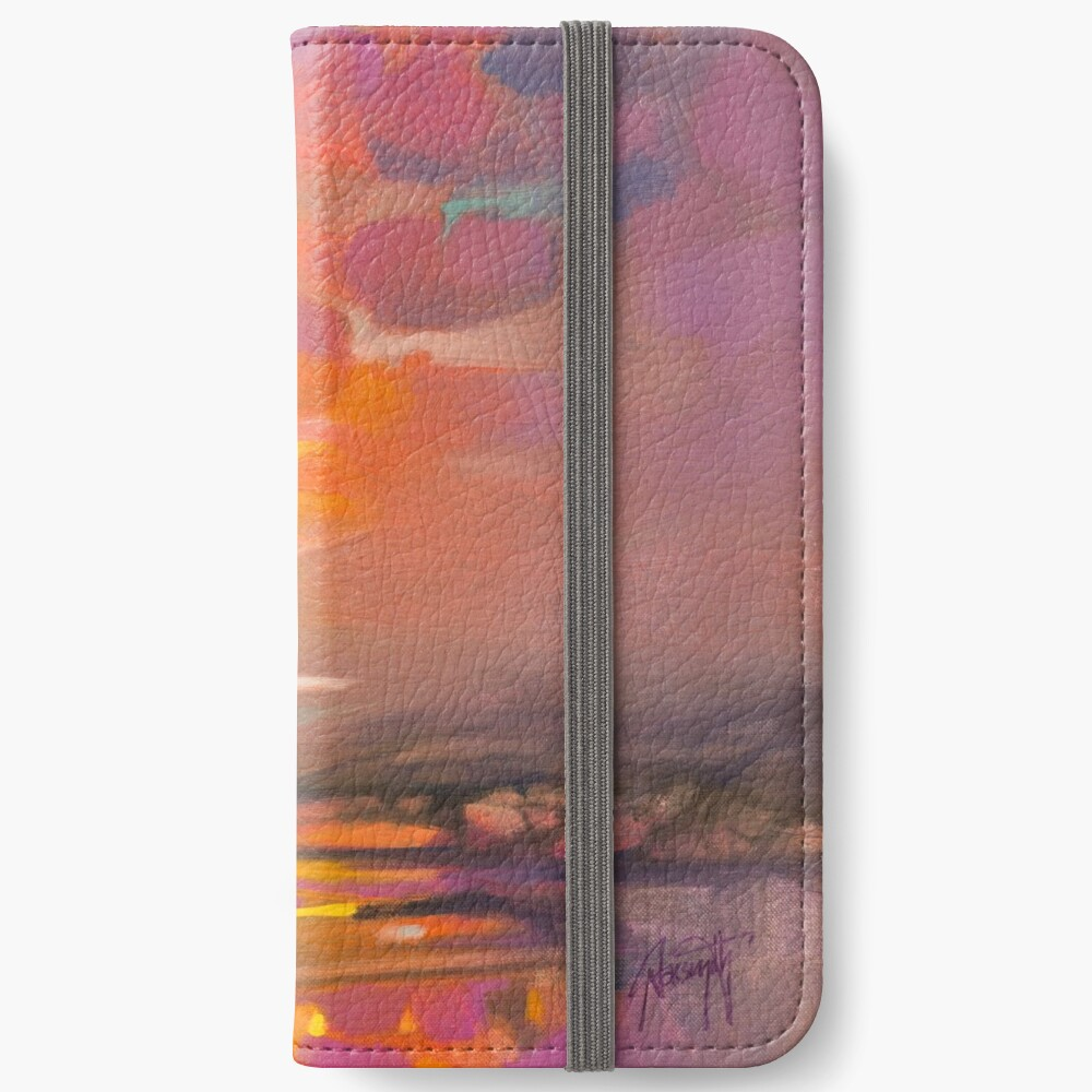 Vivid Light 3 iPhone Wallet