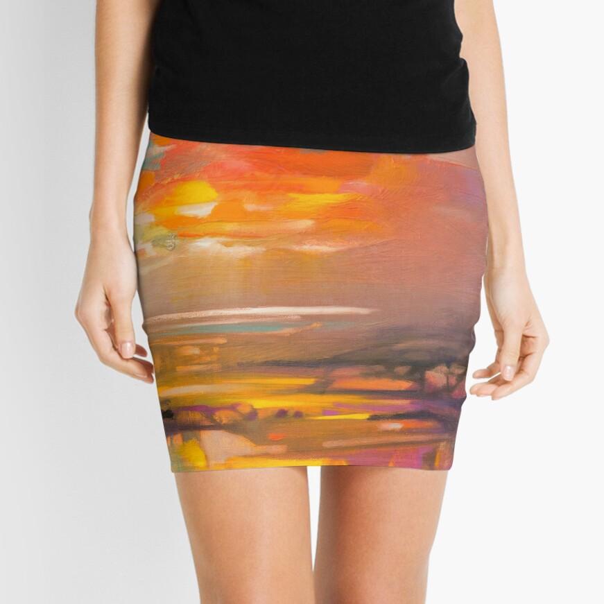 Vivid Light 3 Mini Skirt