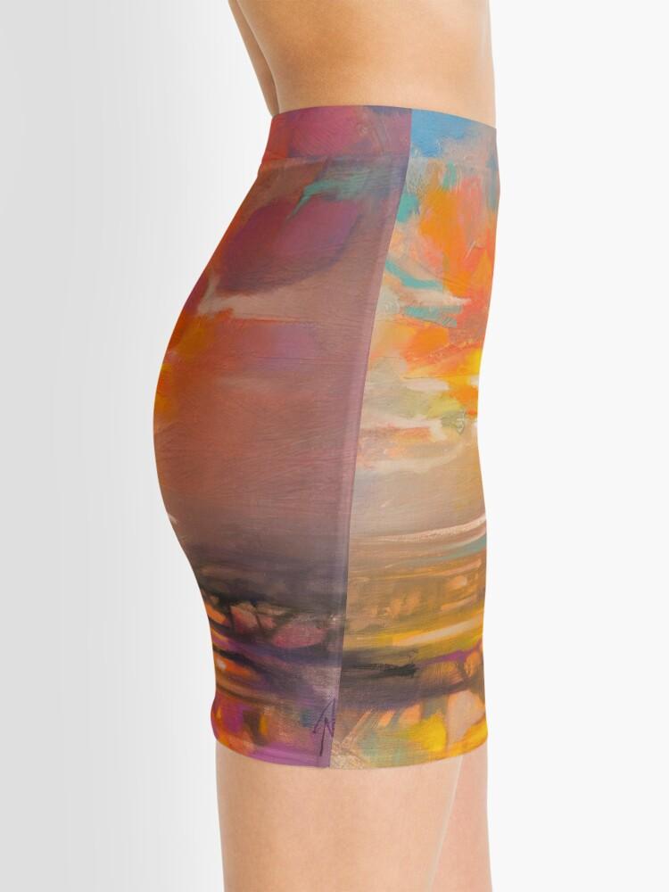 Alternate view of Vivid Light 3 Mini Skirt