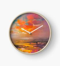 Vivid Light 3 Clock