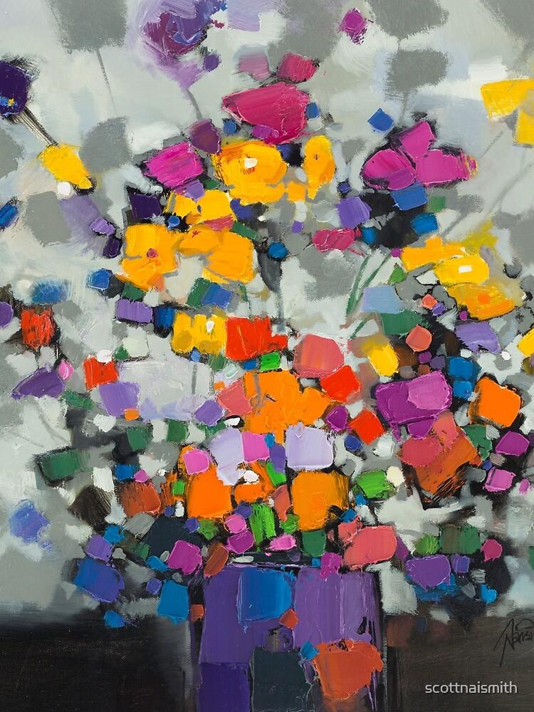Floral Spectrum 2 by scottnaismith
