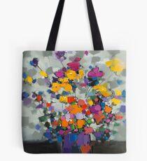 Floral Spectrum 2 Tote Bag