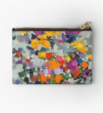 Floral Spectrum 2 Studio Pouch