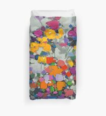 Floral Spectrum 2 Duvet Cover