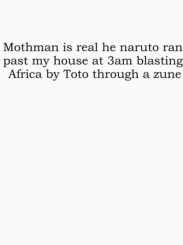 Mothman ist echt von cryptidsighting