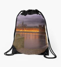 Big Ben  Drawstring Bag
