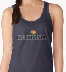 California the Golden State Women's Tank Top