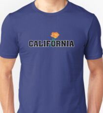 California the Golden State Unisex T-Shirt