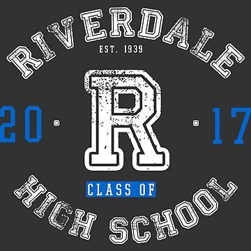 Riverdale High School by GypsyFuzzDesign