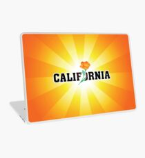 California the Golden State Laptop Skin