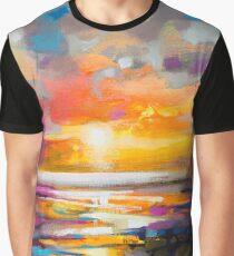 Vivid Light 1 Graphic T-Shirt