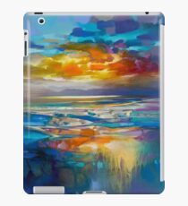 Liquid Cyan  iPad Case/Skin