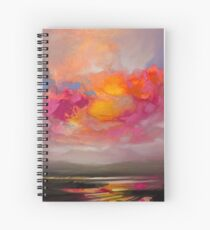 Primary Cuillins Spiral Notebook